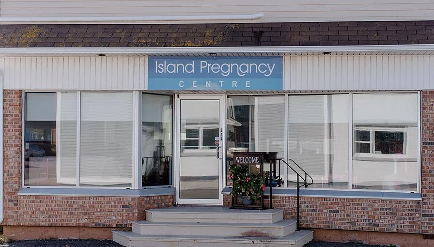 Island Pregnancy building